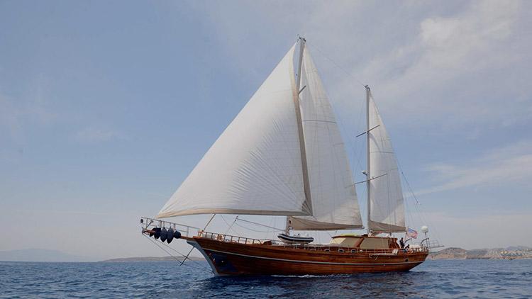 Our Charter Fleet